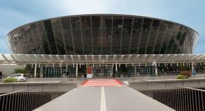 Gentil - aéroport Image libre de droits