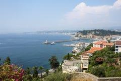 Gentil (Cote d'Azur) photos libres de droits