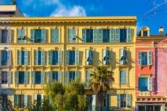 Gentil, France, bâtiment image libre de droits