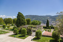 Gentil, France Jardin de monastère de Cimiez - 5 images libres de droits