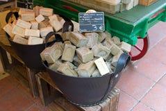 Gentil - savon de Marseille photo stock