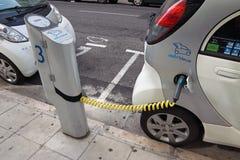 Gentil - voitures électriques Image stock