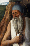 Gentile Bellini: Saint Jerome Royalty Free Stock Photos