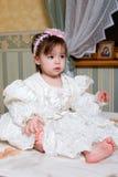 Gentille petite fille Image libre de droits
