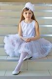 Gentille petite fille photographie stock libre de droits