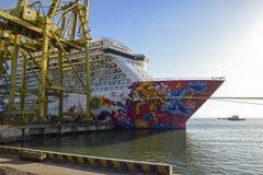 Genting dream cruises Stock Images