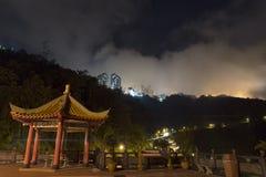 Genting Górska Świątynna pagoda Obrazy Stock