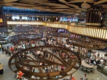 Genting Highland Casino. Genting Highland Malaysia Casino Asia Stock Photography