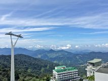 Genting highland. Landscape in genting highland, Malaysia Stock Photo