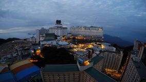 Genting Highland stock video