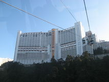 Genting Highlands. (Malay: Tanah Tinggi Genting), otherwise known as Resorts World Genting, is a hill resort in Malaysia developed by Genting Group Stock Photos