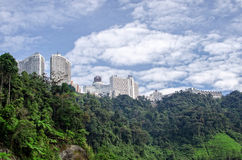 Genting Highlands in Malaysia Stock Photos