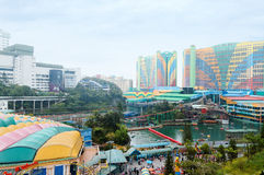 Genting Higlands, Malaysia Stock Photo
