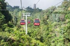 Genting-Hochland Malaysia Stockfoto