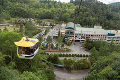 Genting Skyway Stock Photography