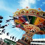 Genting Themed Park Royalty Free Stock Images