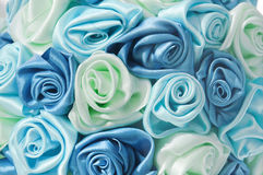 Gentle background with blue buds. One of a large set of floral backgrounds Royalty Free Stock Photo