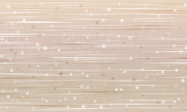 Gentle, beige background. Scrapbooking. Delicate beige background with square sequins. Easy attrition. Scrapbooking stock illustration