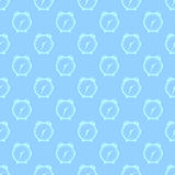 Gentle blue seamless background for web site Royalty Free Stock Image