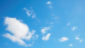 Gentle blue sky Stock Image