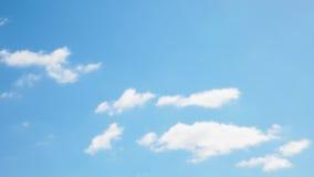 Gentle blue sky Stock Images