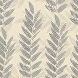 Gentle botanical composition. Seamless vector pattern background 14. Gentle botanical composition. Seamless vector pattern background, wallpaper background stock illustration