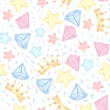 Background watercolor blots, blots for your creativity. Wrapping paper texture. royalty free illustration
