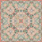 Gentle colored handkerchief Stock Photography