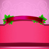 Gentle invitation background Royalty Free Stock Photography