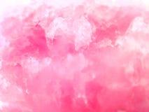 Gentle luxury background. Sweet smoothy icy milkshake Stock Photo