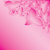 Gentle pink Royalty Free Stock Photo