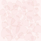 Gentle pink background Royalty Free Stock Photos