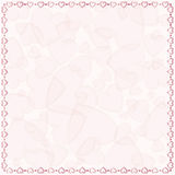 Gentle pink background Royalty Free Stock Images