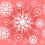 Gentle pink seamless pattern Royalty Free Stock Photo