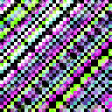 Gentle pixel color background vector illustration Royalty Free Stock Photo