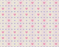 Gentle romantic pattern Stock Image
