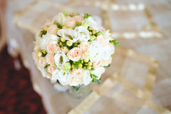 Gentle Rose Bouquet Royalty Free Stock Photography