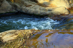 Gentle Stream. A gentle stream in South Africa Stock Photography