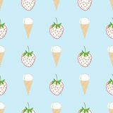 Gentle summer pattern Stock Photography