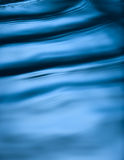 Gentle Water Waves Stock Photography