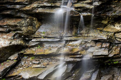 Free Gentle Waterfall Royalty Free Stock Photos - 36747808