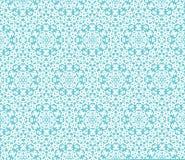 Gentle winter pattern. Stock Photo