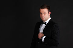 Gentleman arkivbild