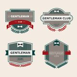 Gentleman club ΠRoyalty Free Stock Photo