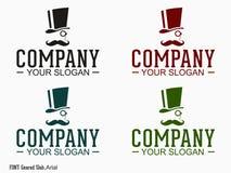 Free Gentleman Logo Royalty Free Stock Photos - 32470608