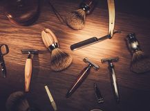 Gentleman's accessories on a luxury wooden  board. Gentleman's accessories on a luxury wooden board Royalty Free Stock Images