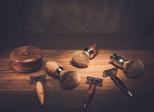 Gentleman's accessories on a luxury wooden  board. Gentleman's accessories on a luxury wooden board Stock Images