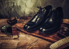 Gentleman's accessories Royalty Free Stock Photography