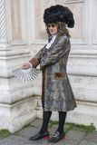 Gentlmen from Venice Royalty Free Stock Images