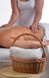Gently Massage Stock Images